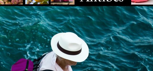 Bokomslag till Strövtåg runt Antibes