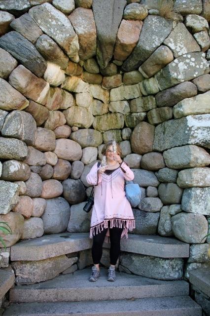 Kristina Svensson på Tjolöholms slott