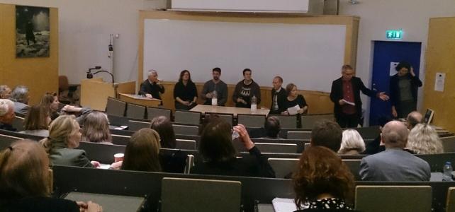 Självpublicering – hot eller möjligheter? Adam Helms seminarium 2013
