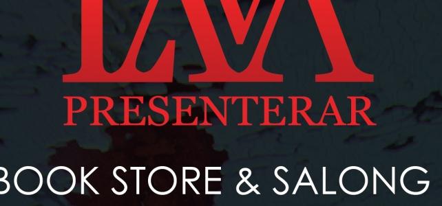 Lava kommer sälja böcker via event