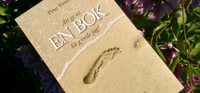 Peter Fowelin berättar hur han gav ut sin bok