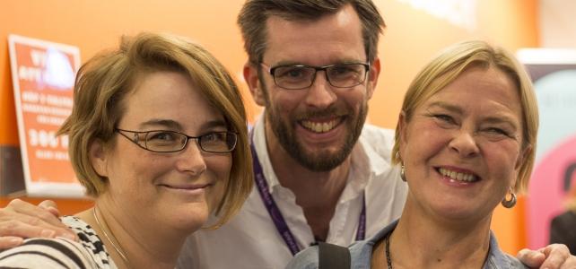 Reflektioner från Bokmässan 2015 om samarbeten