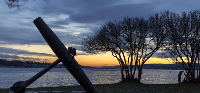Månadens bild: kväll i Oslo