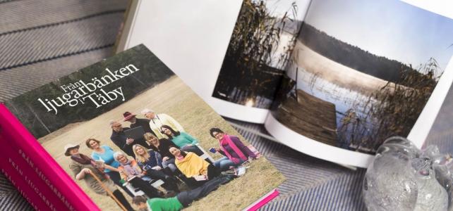 Ny bok: Från ljugarbänken i Täby