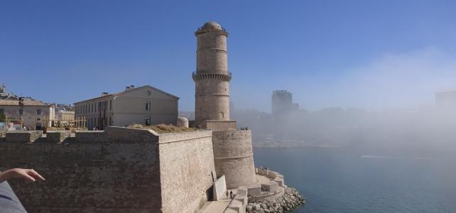 Månadens bild: hamninloppet i Marseille