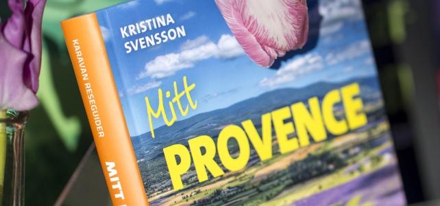 Ny bok: reseguiden Mitt Provence