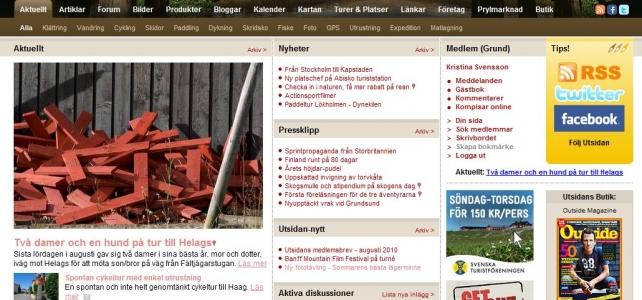 Artikel publicerad på utsidan.se