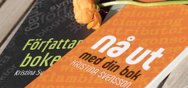Ny bok: Nå ut med din bok – marknadsföring för författare