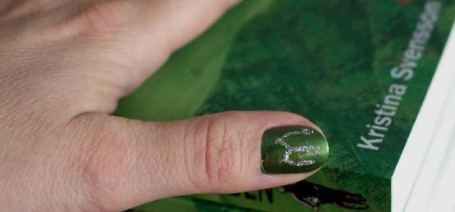 Gröna naglar redo för WebCoast!