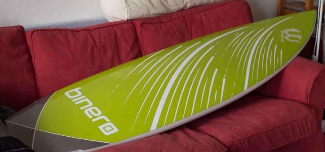Jag vann en surfbräda på WebCoast!
