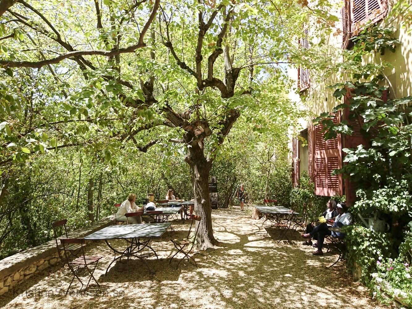 maj 2017 Cézannes studio Aix