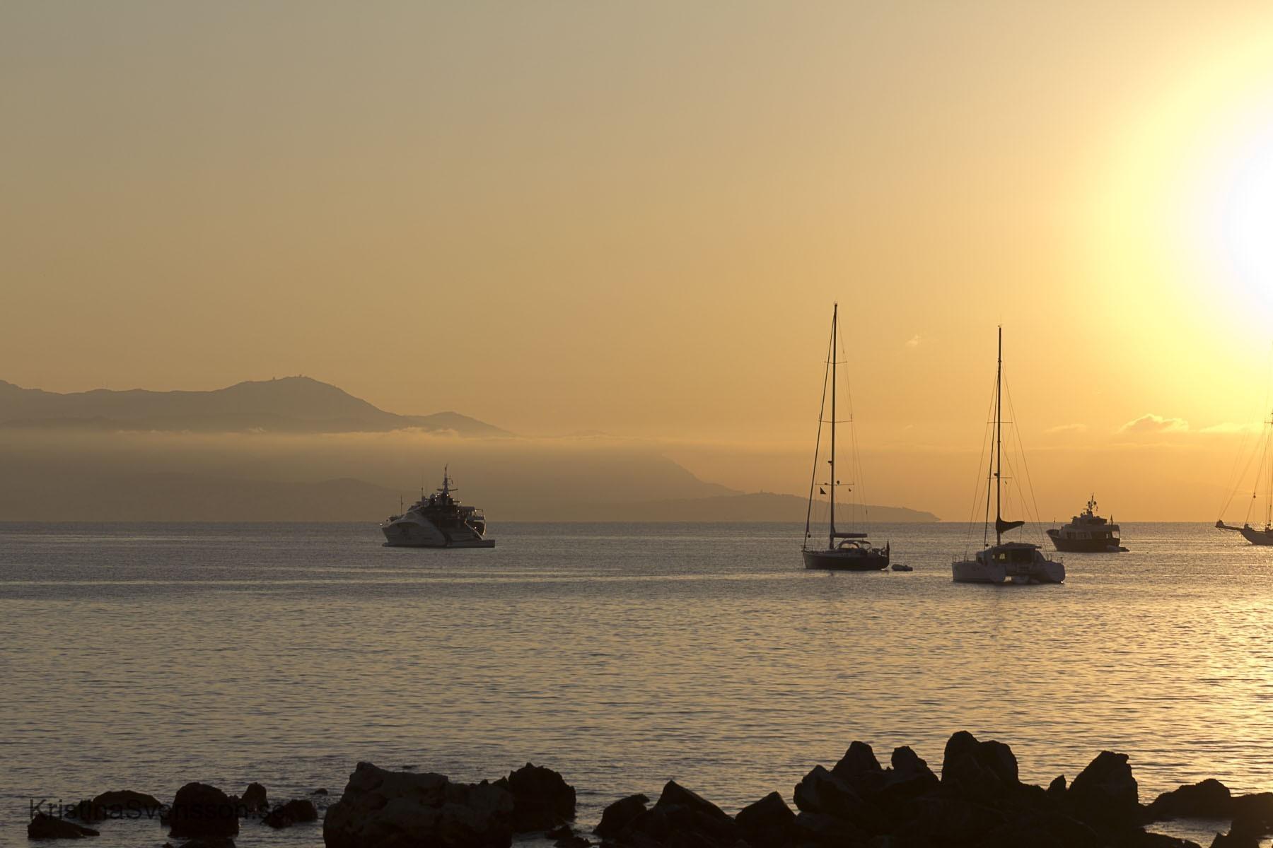 augusti 2015 Medelhavet