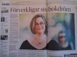 Kristina Svensson i GP