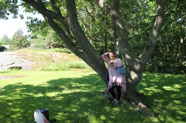 trädbild