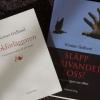 Krister Gidlunds böcker Bokförläggaren och Släpp skrivandet loss