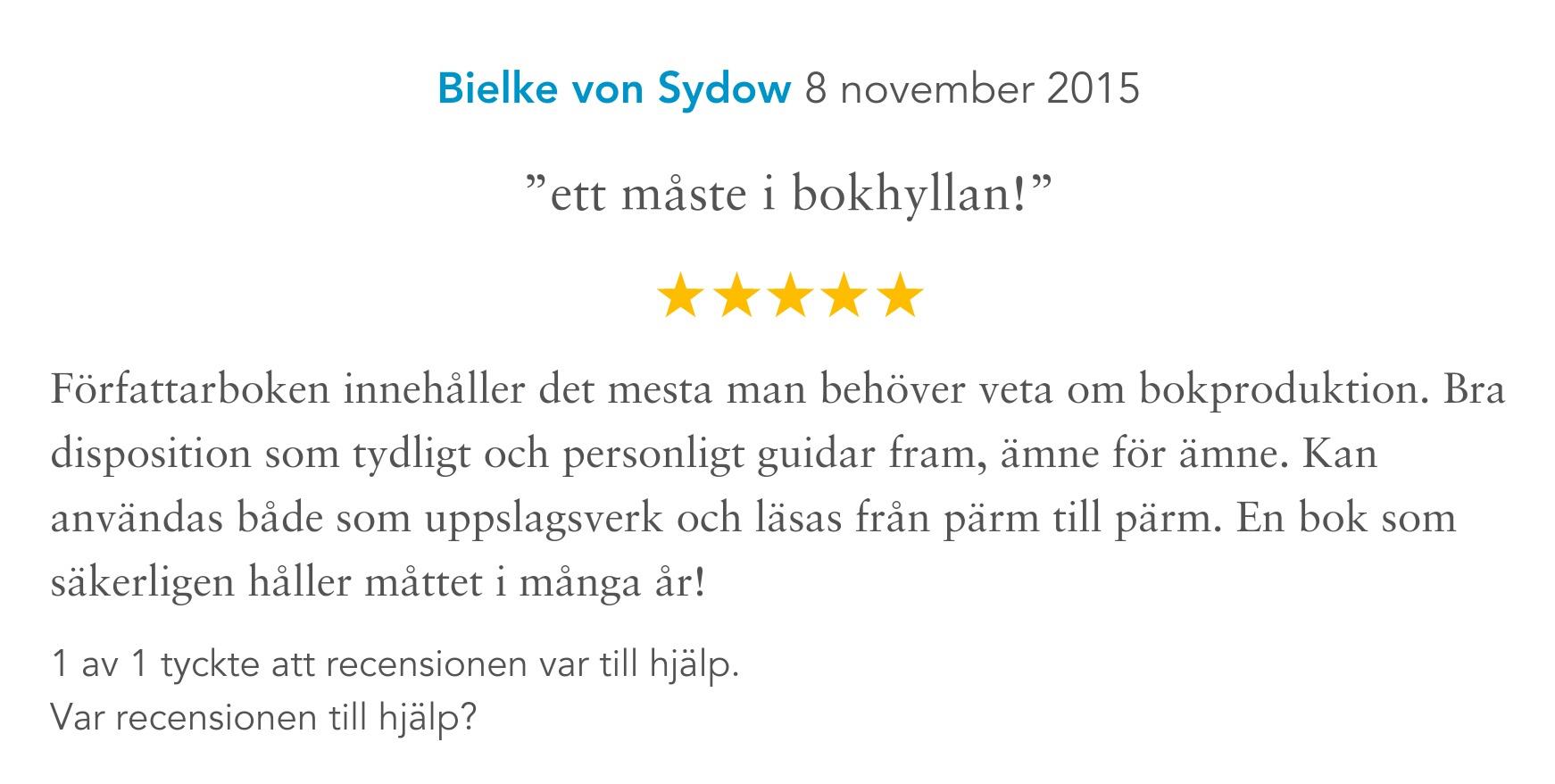 forfattarboken-kundbetyg-bokus-bielke-von-sydow