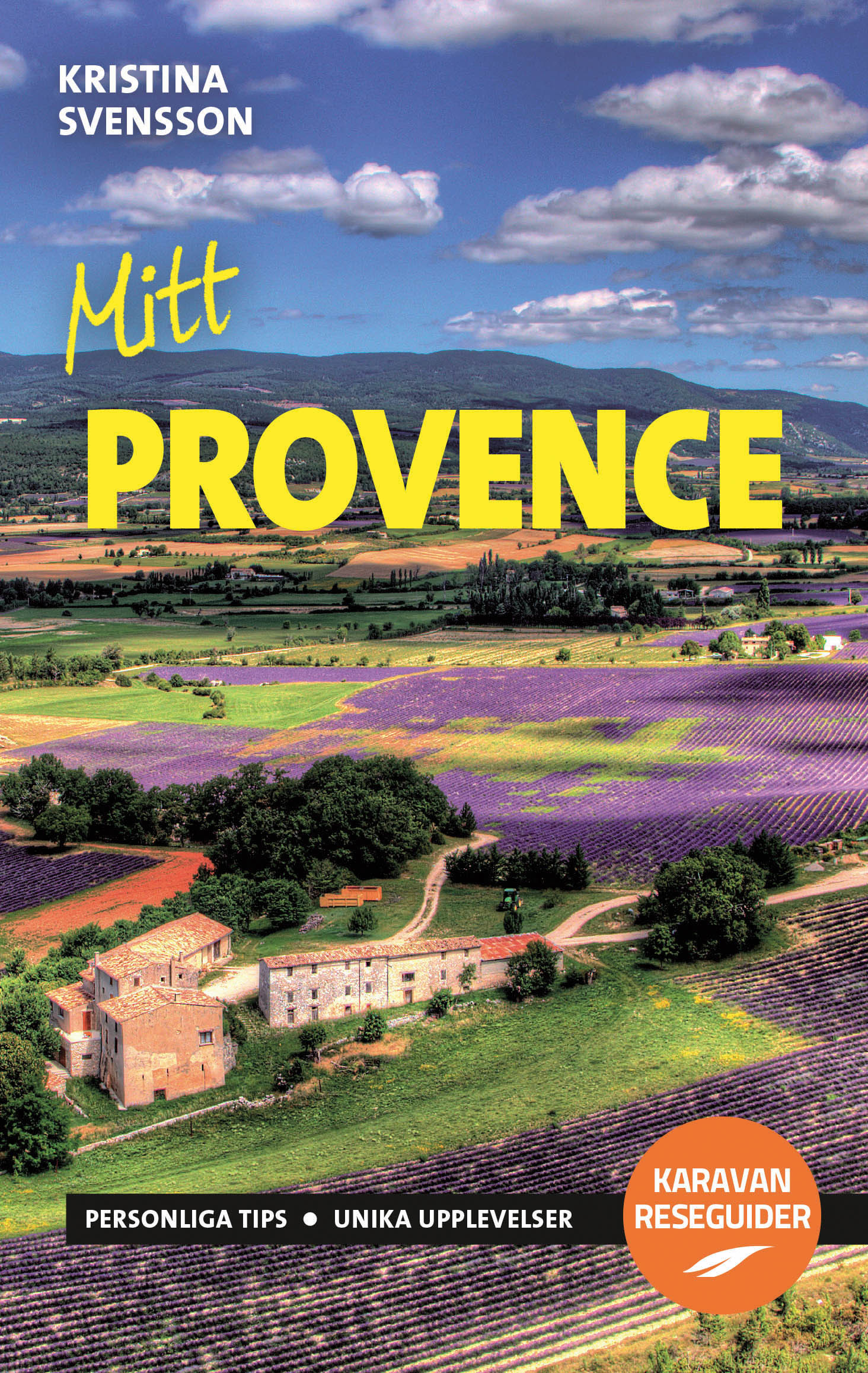 Mitt Provence av Kristina Svensson