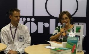 Jag intervjuas om min bok av Sölve Dahlgren