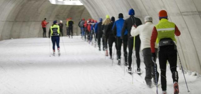 IK Stern i Torsbytunneln