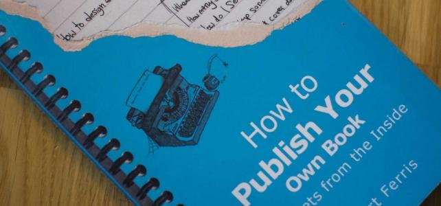 Publicera din bok – tips och tricks