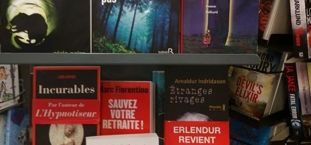 Är franska bokomslag stilrena eller tråkiga?