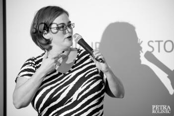 Kristina Svensson foto: Petra Rolinec