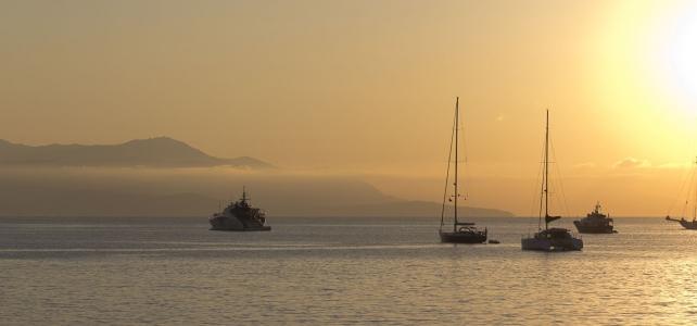 Månadens bild: morgon över Medelhavet