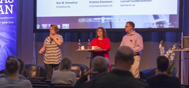 Inbjudan: seminarium på Bokmässan i Göteborg
