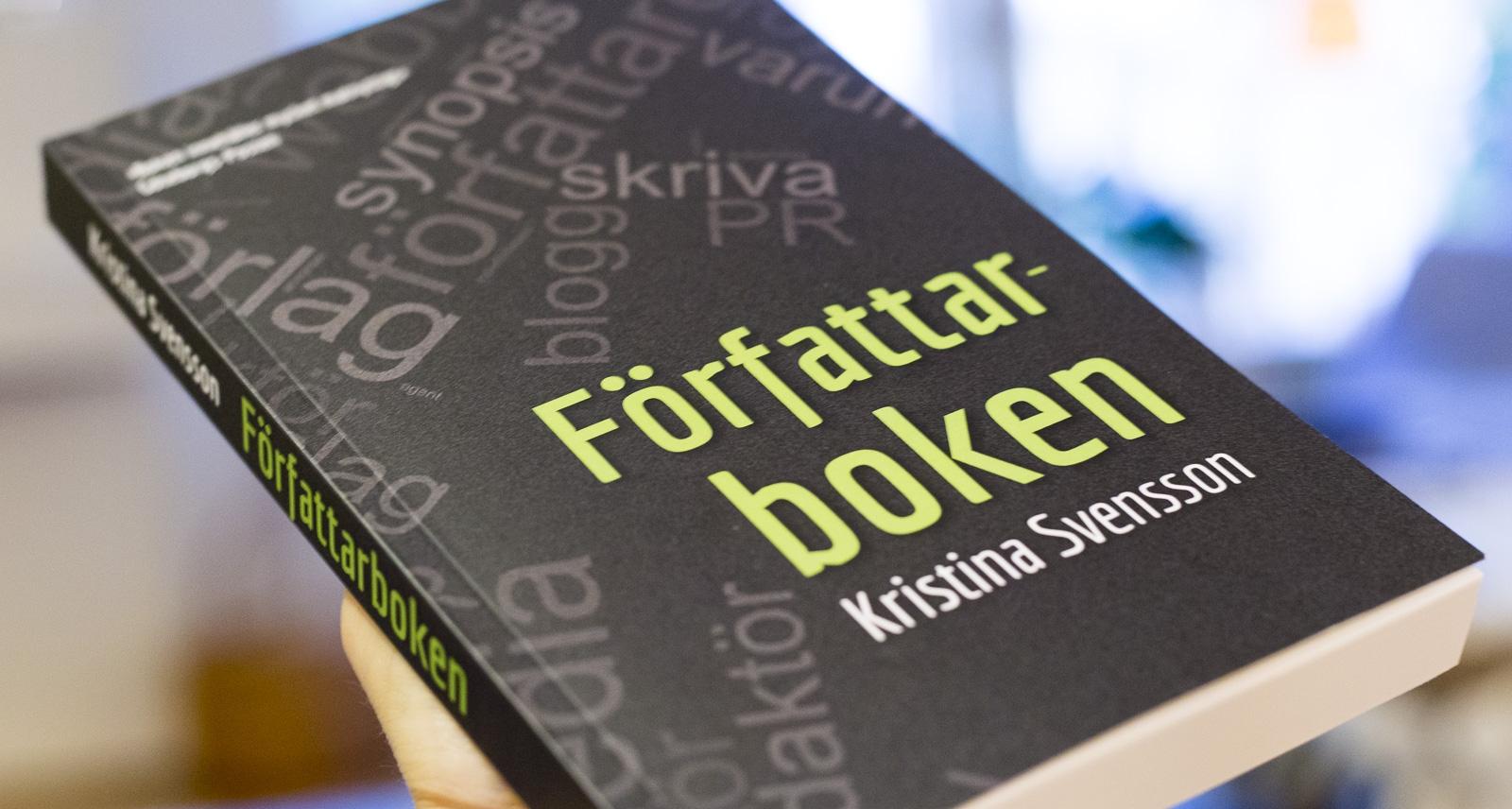 Författarboken (2017) av Kristina Svensson