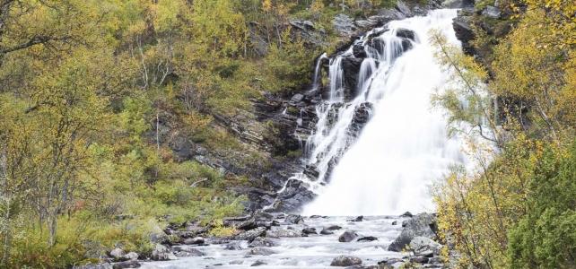 Månadens bild: Anderssjöåfallet