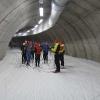 gruppinstruktion i tunneln