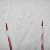 Sockrig snö