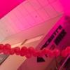 färgen är rosa
