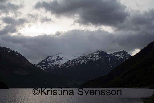 fjäll i Norge