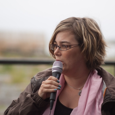 Kristina Svensson, foto Sina Farhat