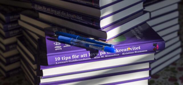 10 tips för att leva på din kreativitet