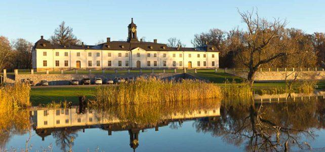 Månadens bild: Svartsjö slott  utanför Stockholm
