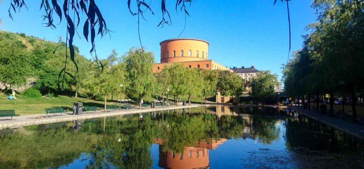 Månadens bild: Stockholms stadsbibliotek