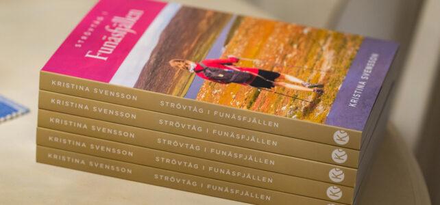 Ny bok: Strövtåg i Funäsfjällen