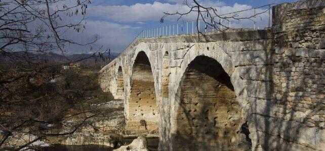 Månadens bild: Pont Julien Provence